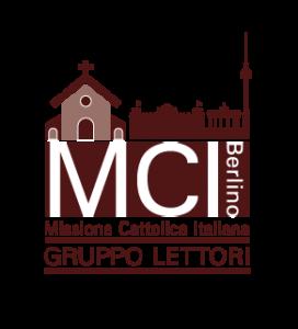 Logo del gruppo Lettori della MCI Berlino