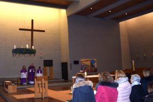 Prima S. Messa a St. Martin