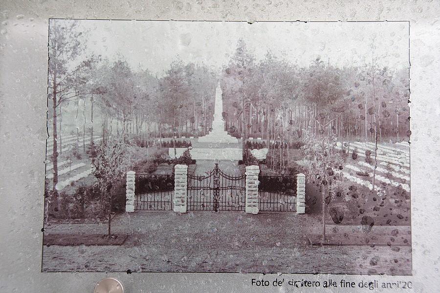 Cimitero Militare Italiano di Stahnsdorf - Anni '20