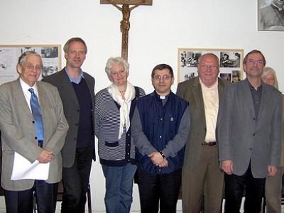 """Consiglio pastorale della Diocesi di Berlino Commissione """"Stranieri-Migrazione-Convivenza delle Culture"""""""
