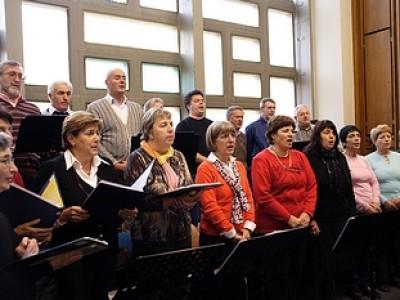 """Chor """"Alesso"""" - Trasaghis (Friuli)"""