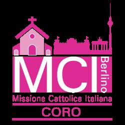 Logo del Coro della MCI Berlino