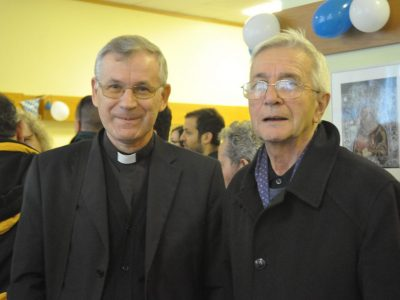 Don Domenico Nucci e Don Stanislaw