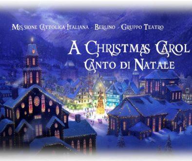 locandina Christmas Carol